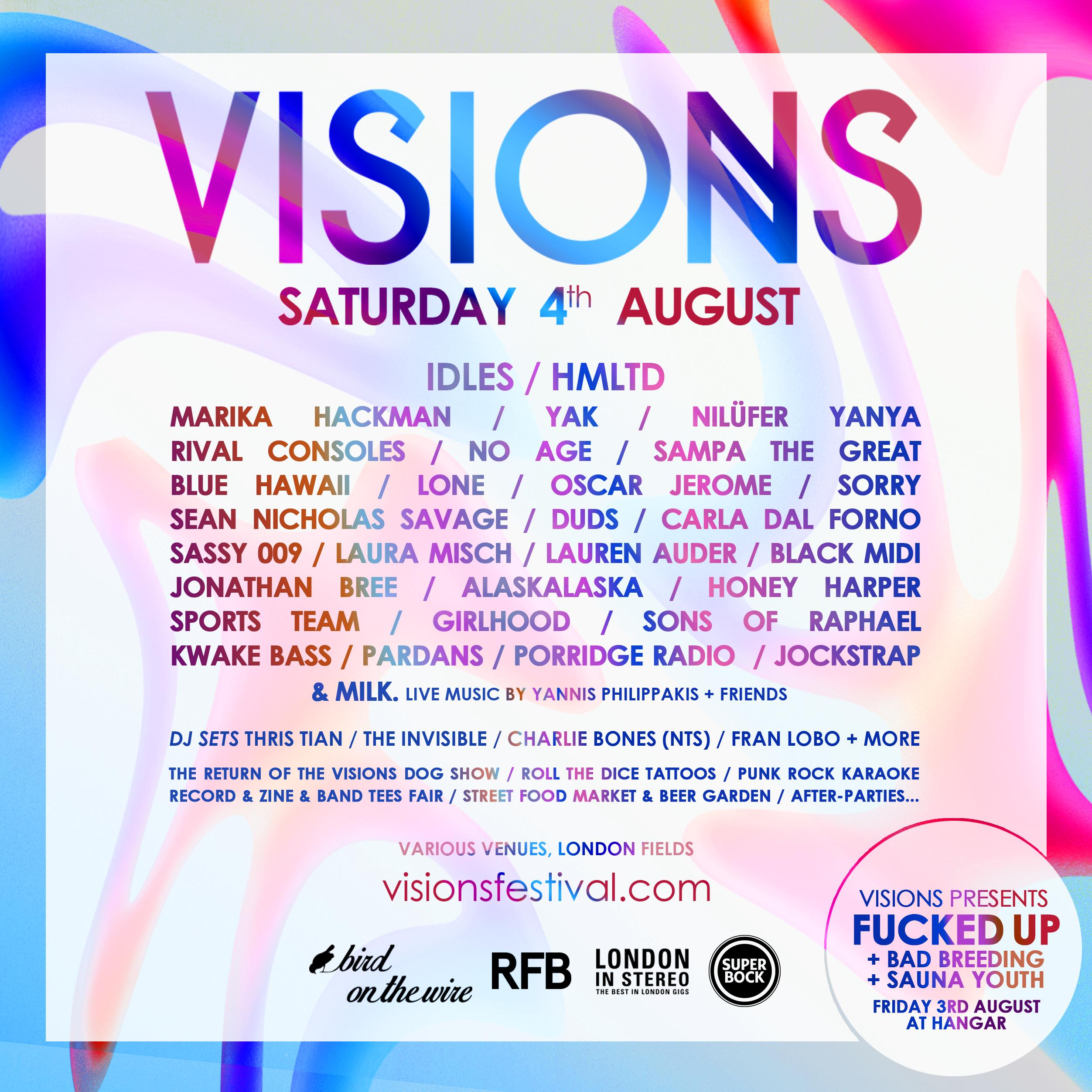 visions festival 2018